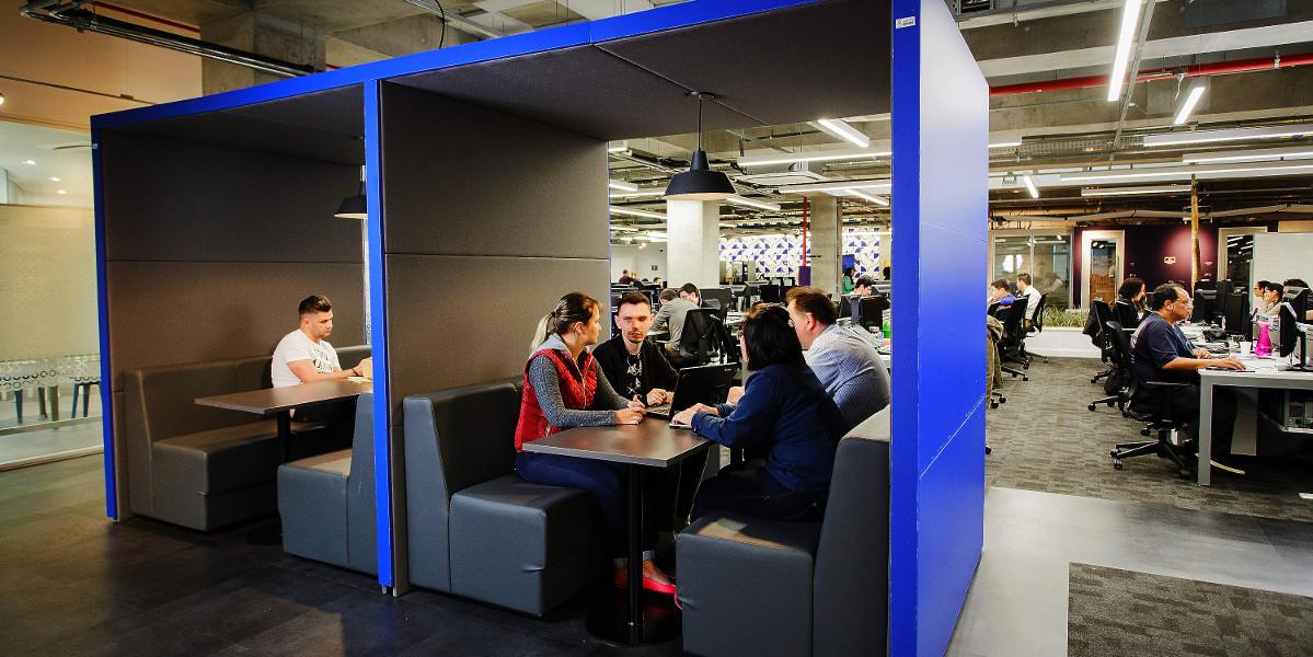 Arquitetura Escritórios Corporativos